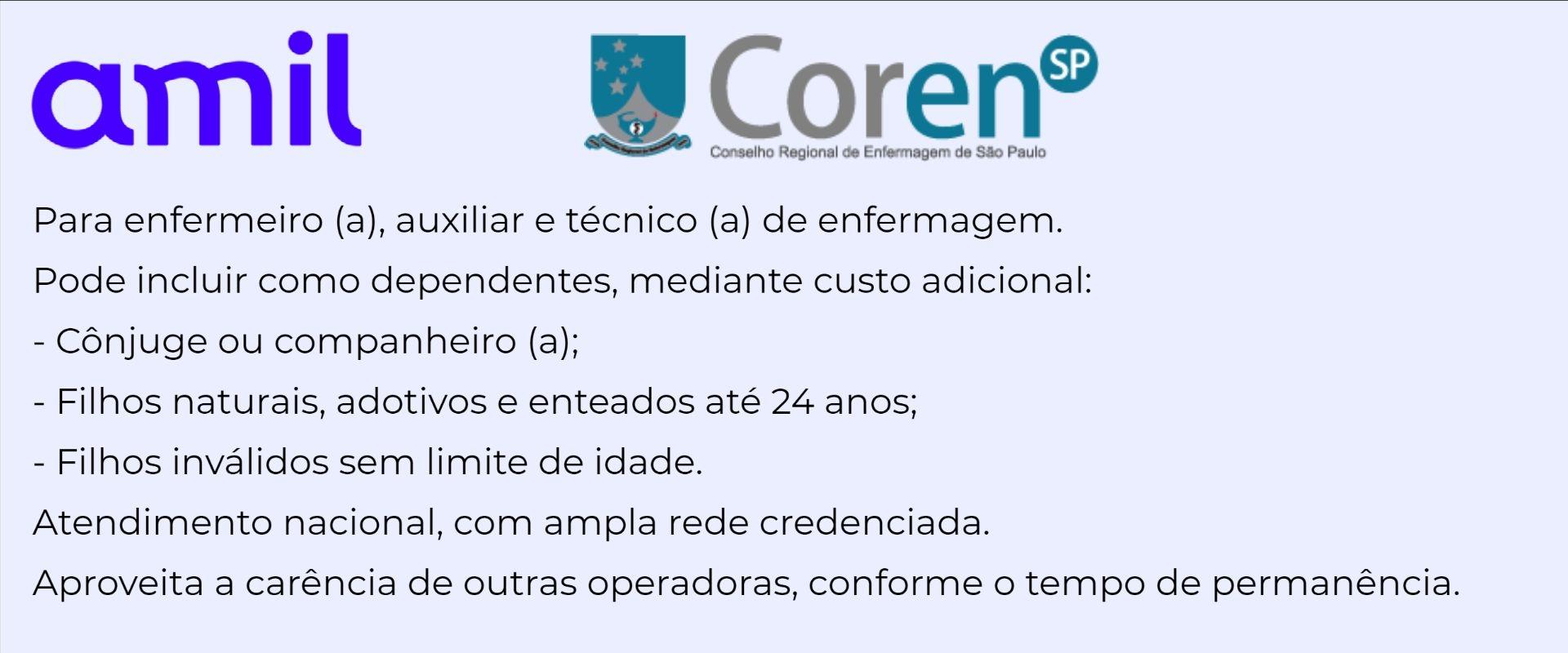 Amil COREN-SP