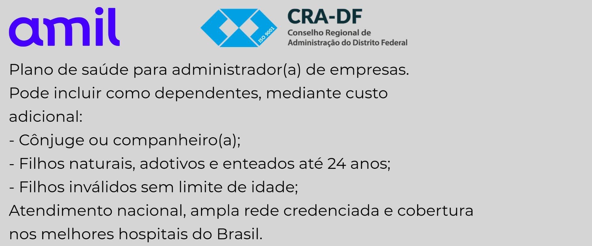 Amil CRA-DF