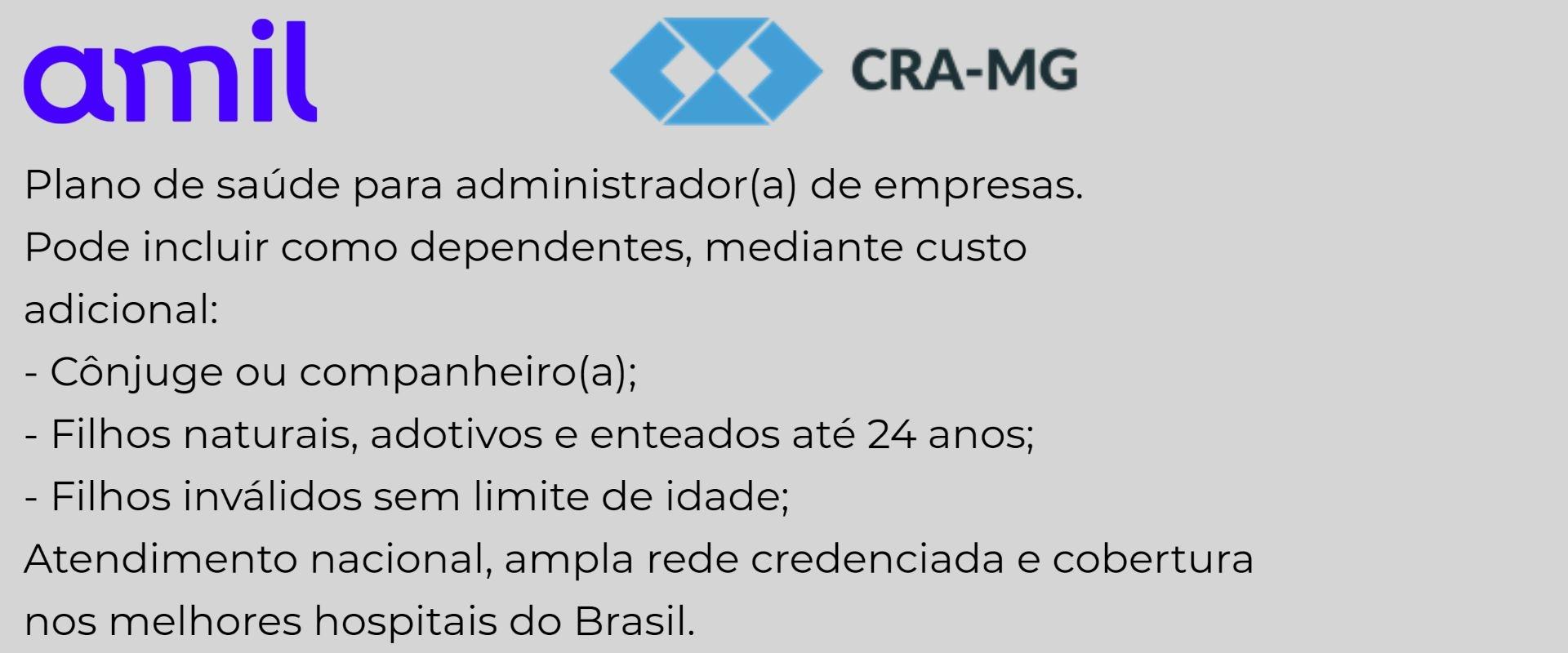 Amil CRA-MG