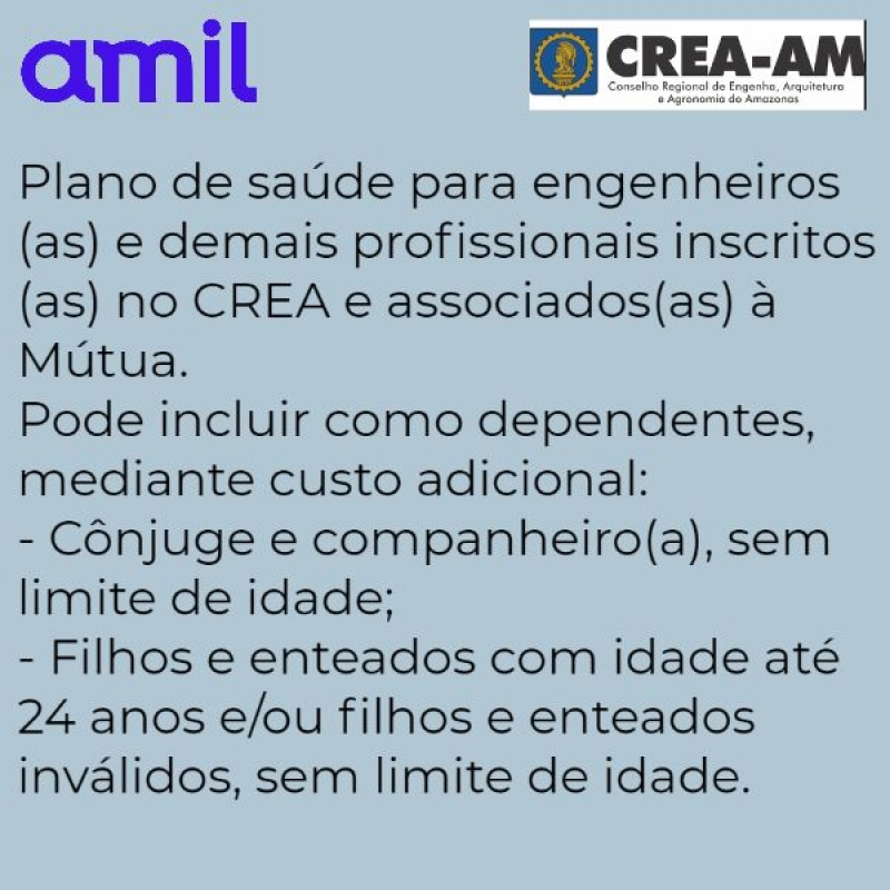 Amil CREA-AM