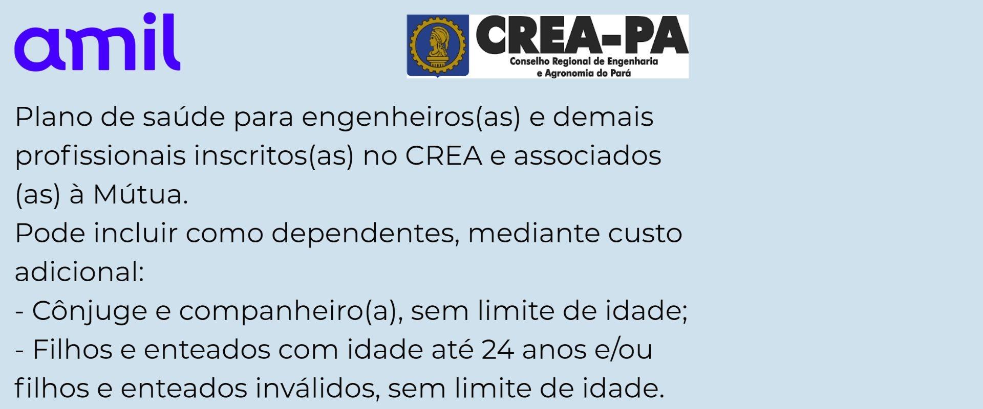 Amil CREA-PA