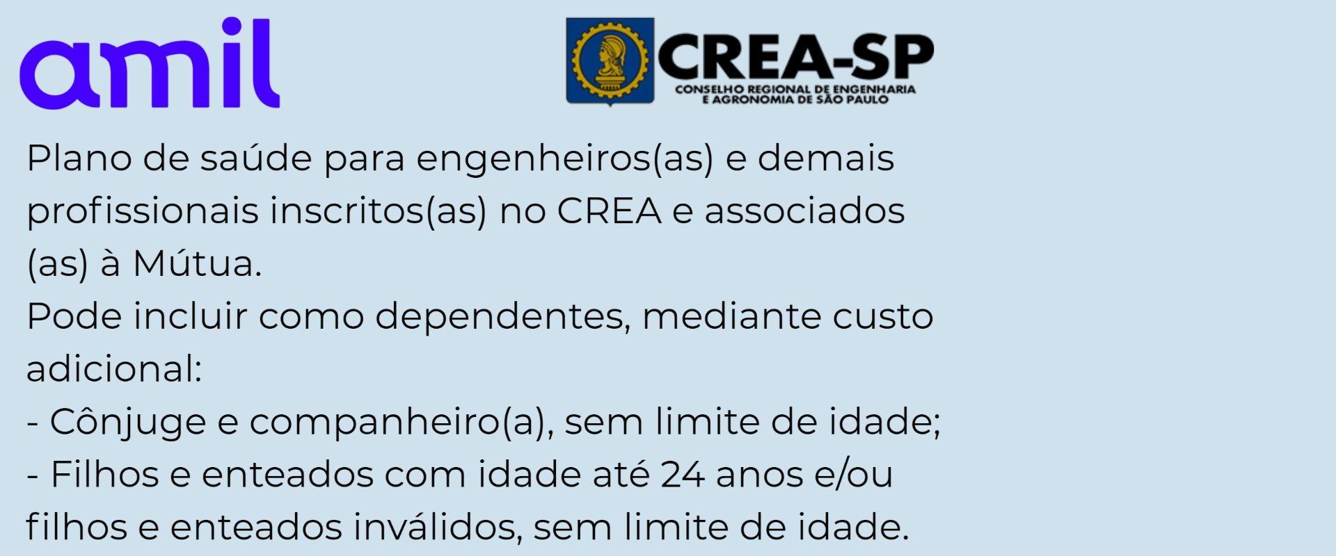 Amil CREA-SP