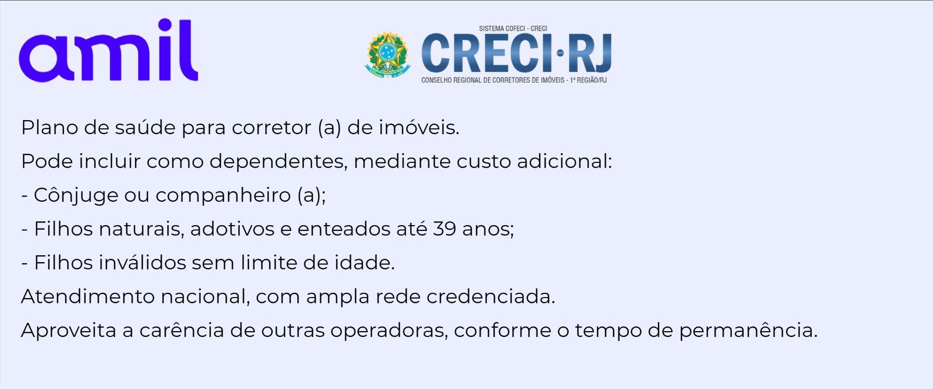 Amil CRECI-RJ