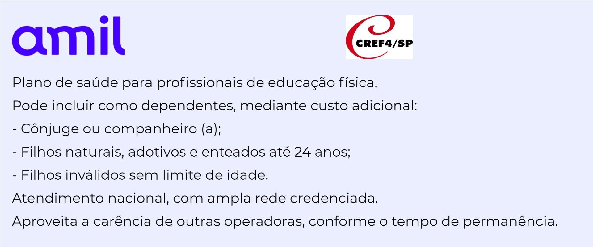 Amil CREF 4-SP