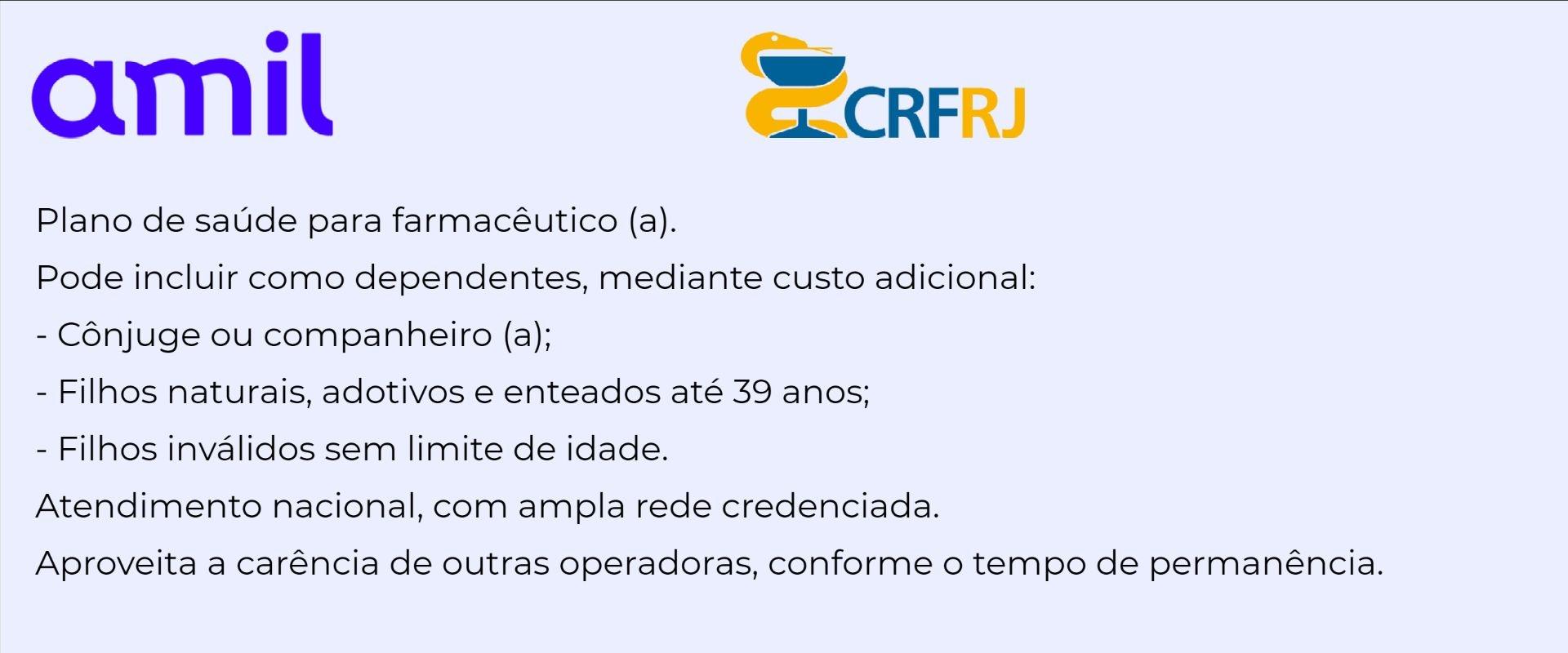 Amil CRF-RJ