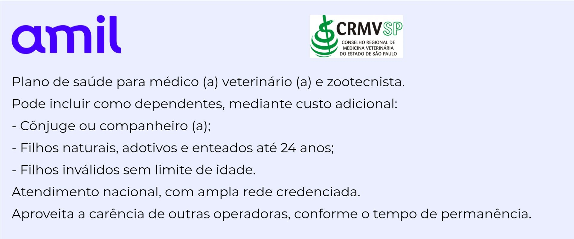 Amil CRMV-SP