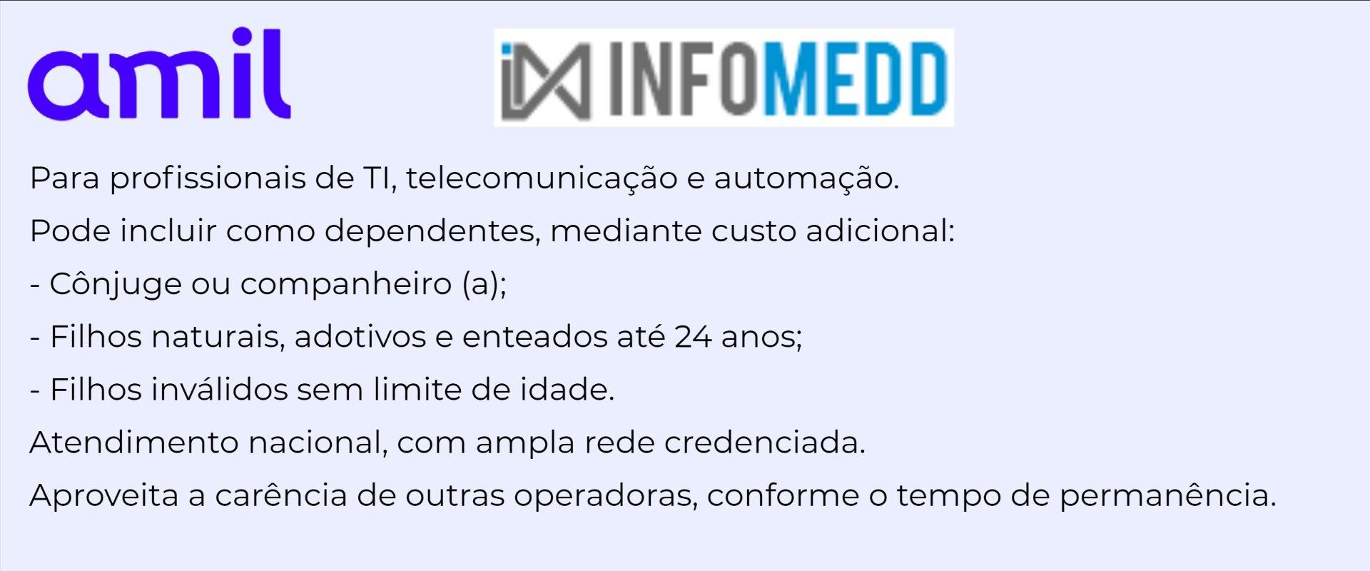 Amil Infomedd-RJ