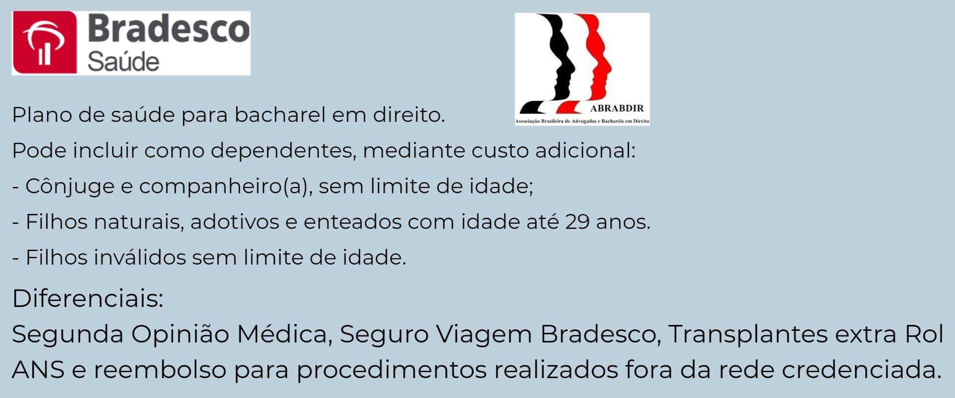 Bradesco Saúde Abrabdir-RJ
