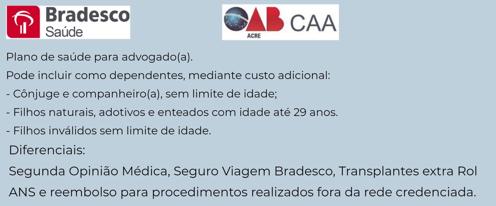 Bradesco Saúde CAA-AC
