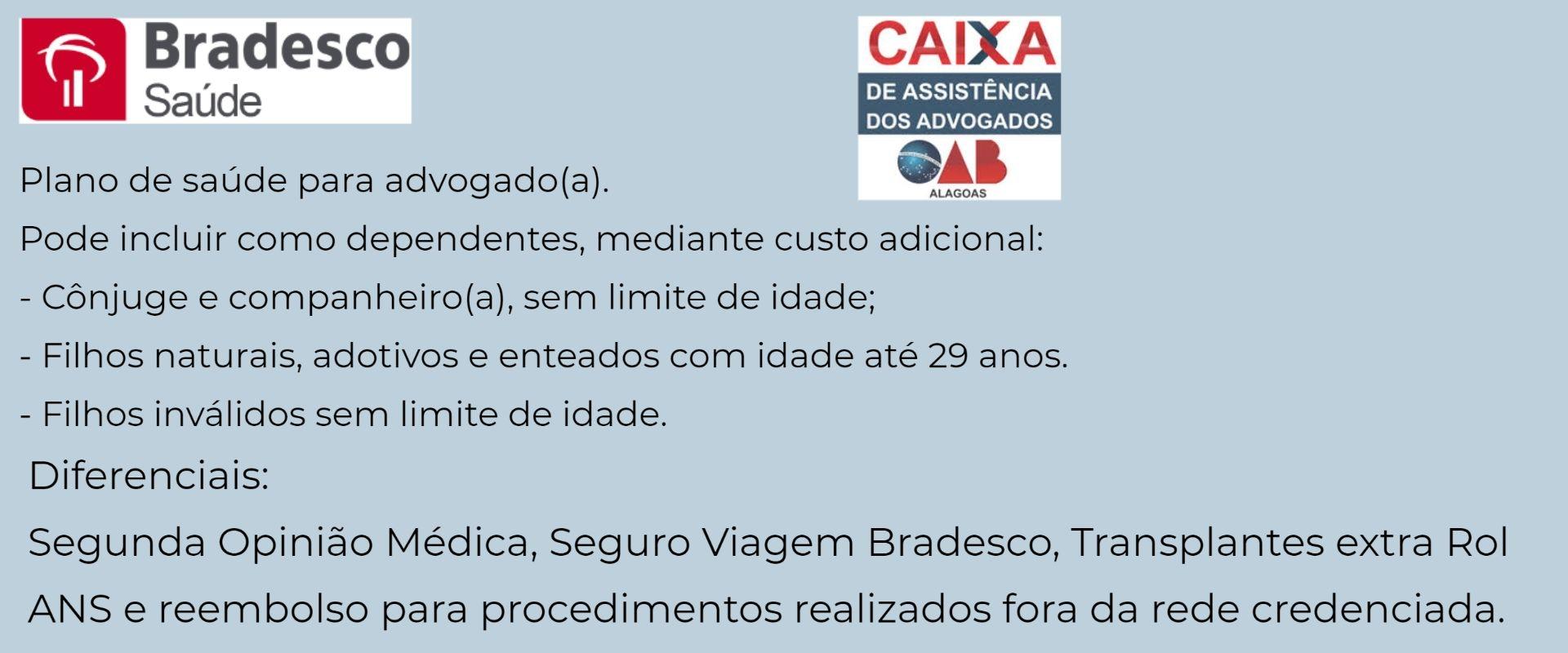 Bradesco Saúde CAA-AL