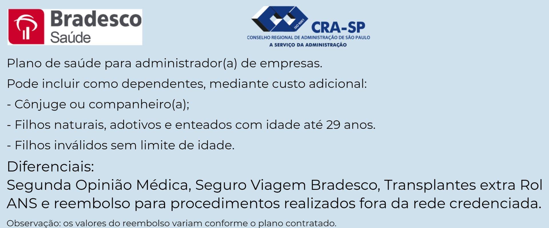 Bradesco Saúde CRA-SP