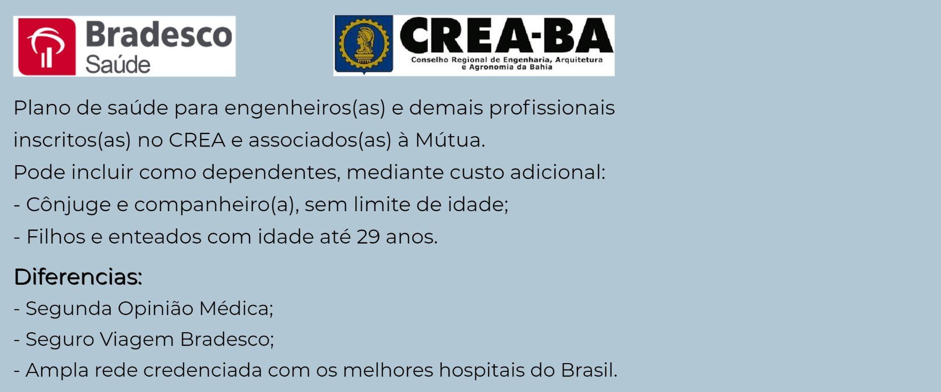 Bradesco Saúde CREA-BA