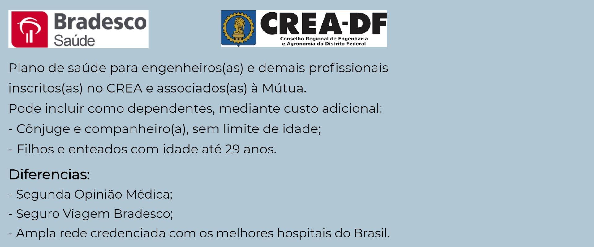 Bradesco Saúde CREA-DF