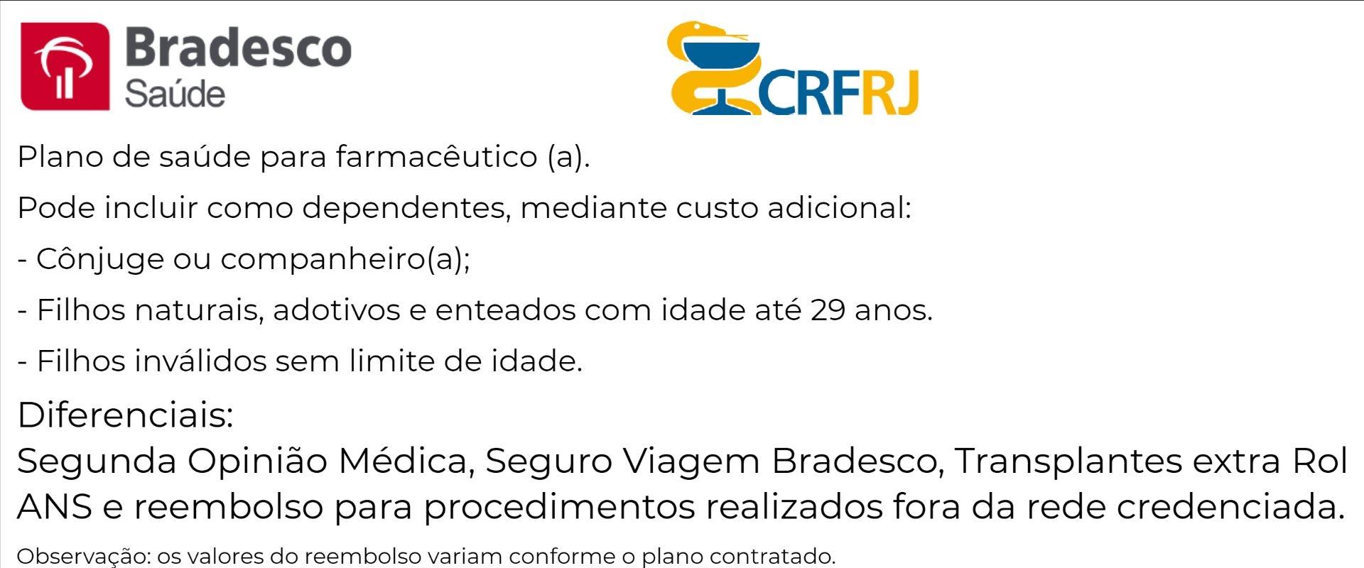 Bradesco Saúde CRF-RJ