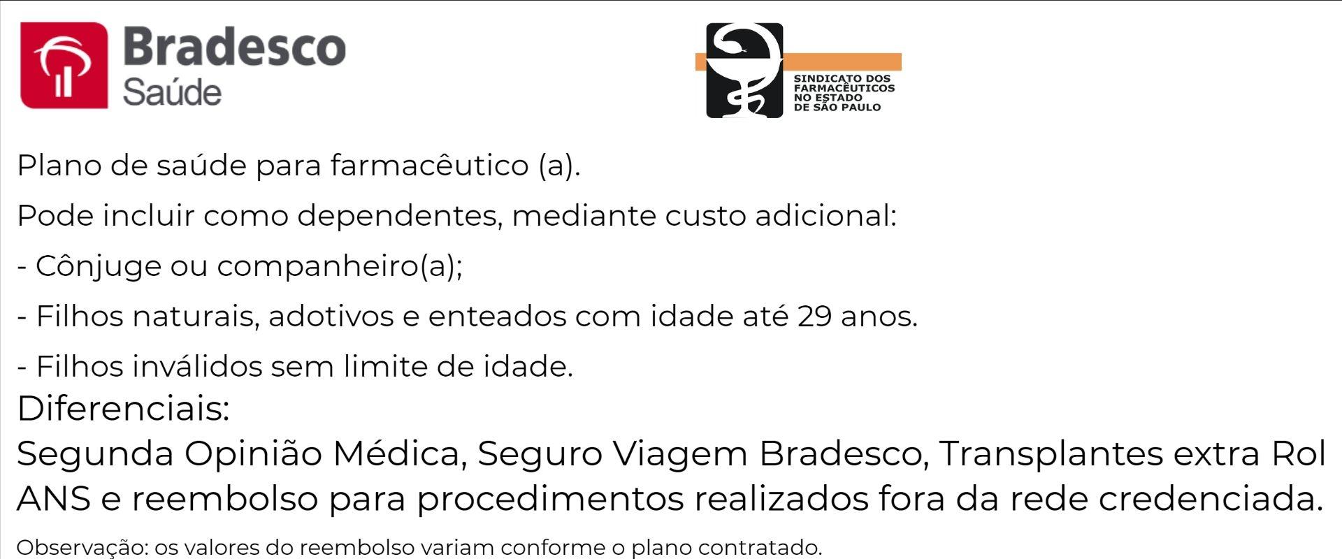 Bradesco Saúde CRF-SP