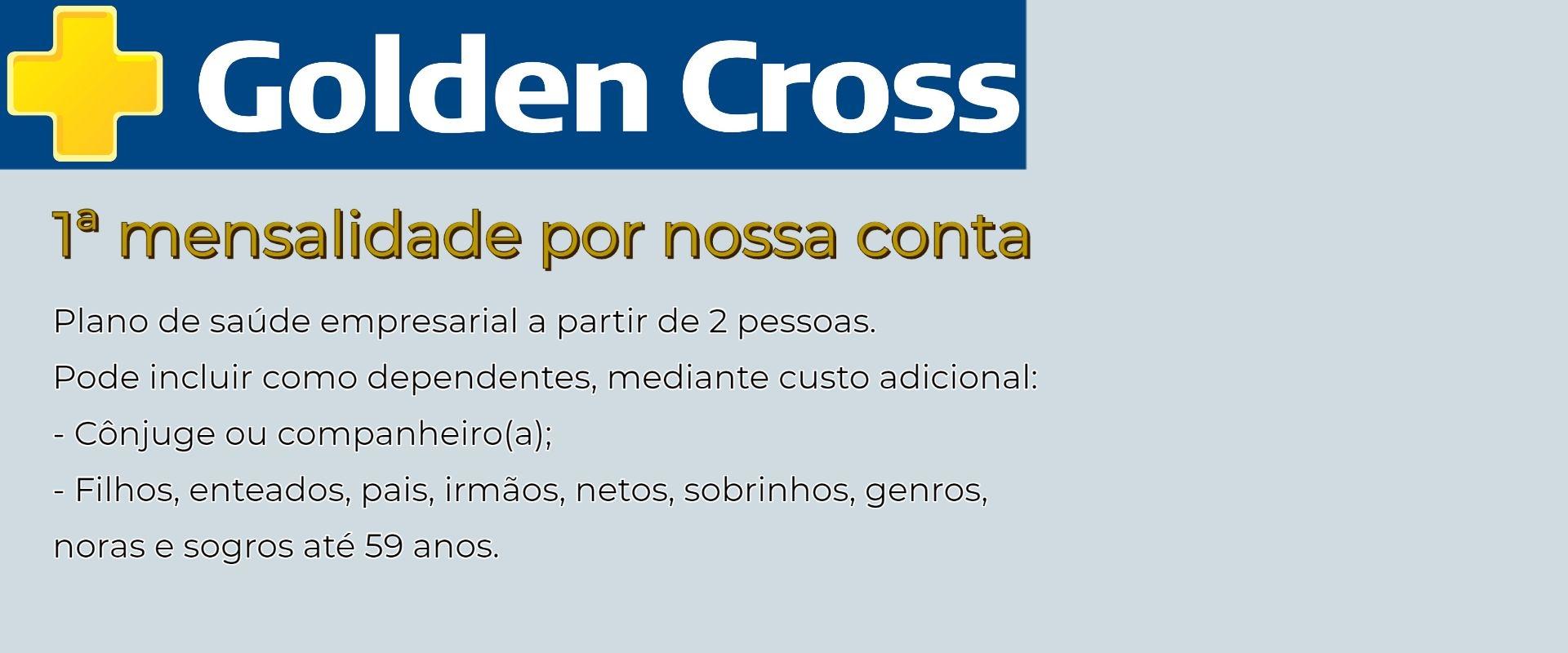 Golden Cross Empresarial - Rio de Janeiro
