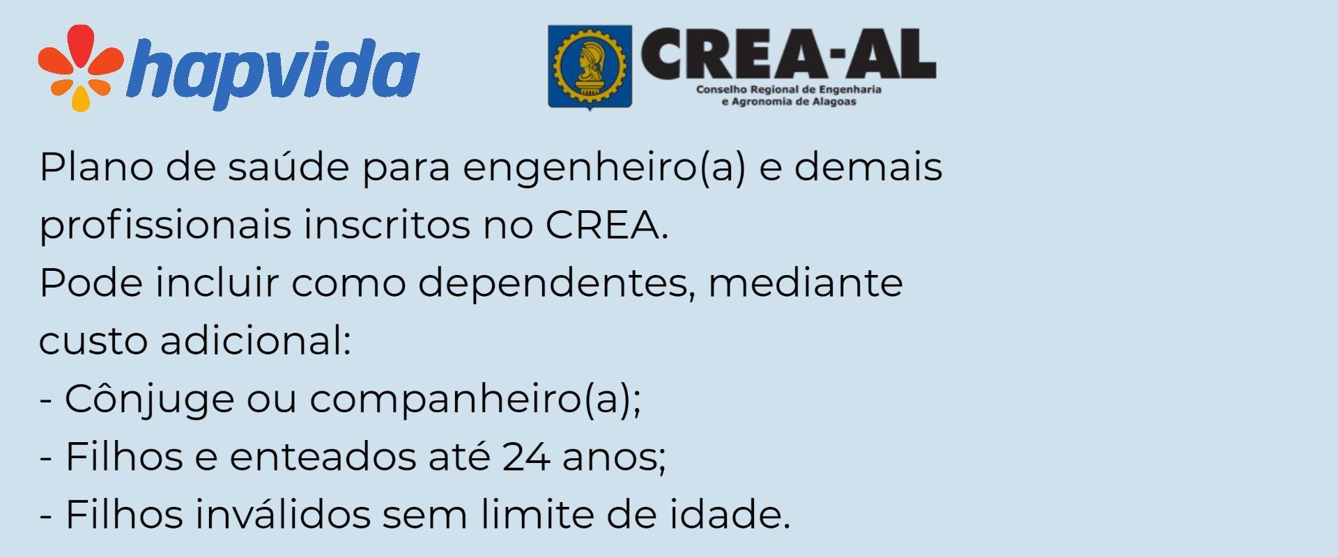 Hapvida CREA-AL.