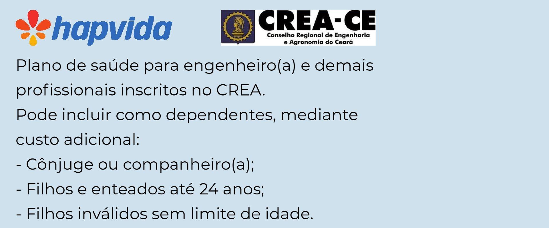 Hapvida CREA-CE