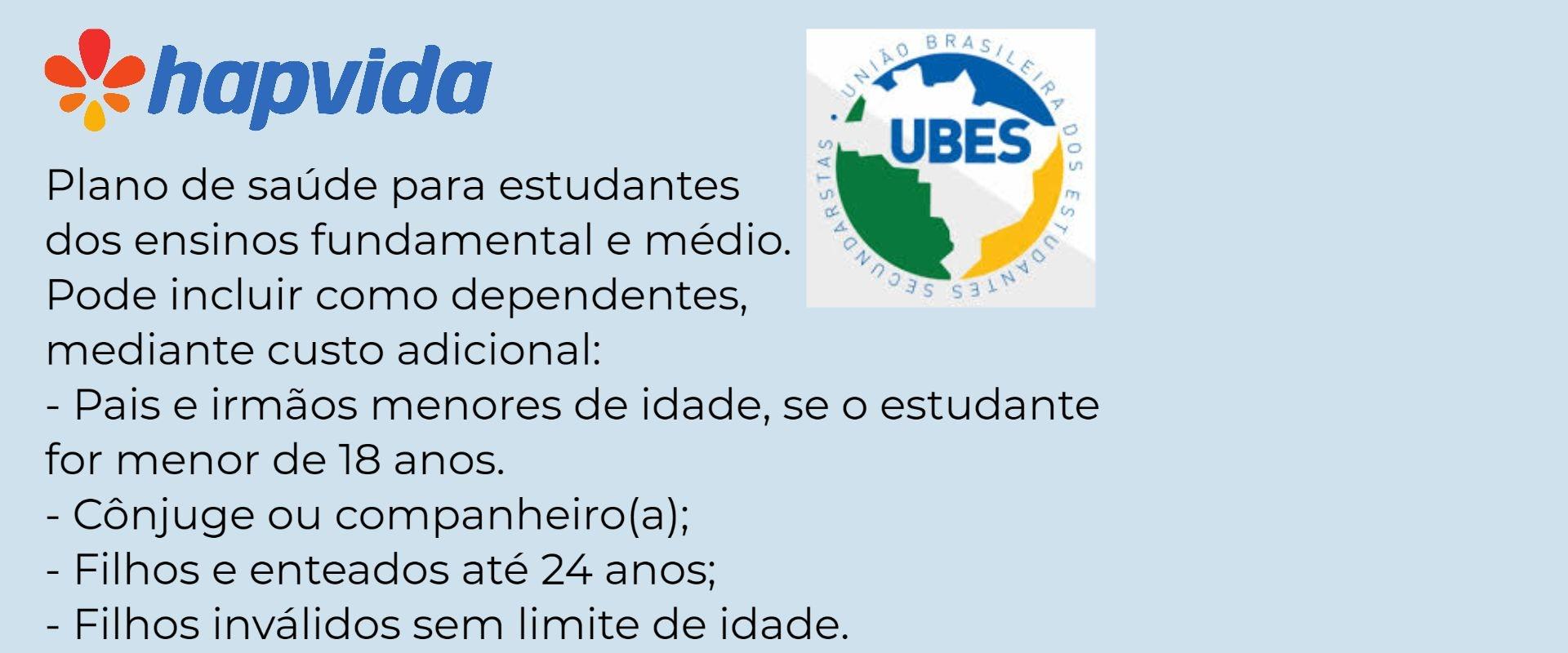 Hapvida Estudantil UBES-AL