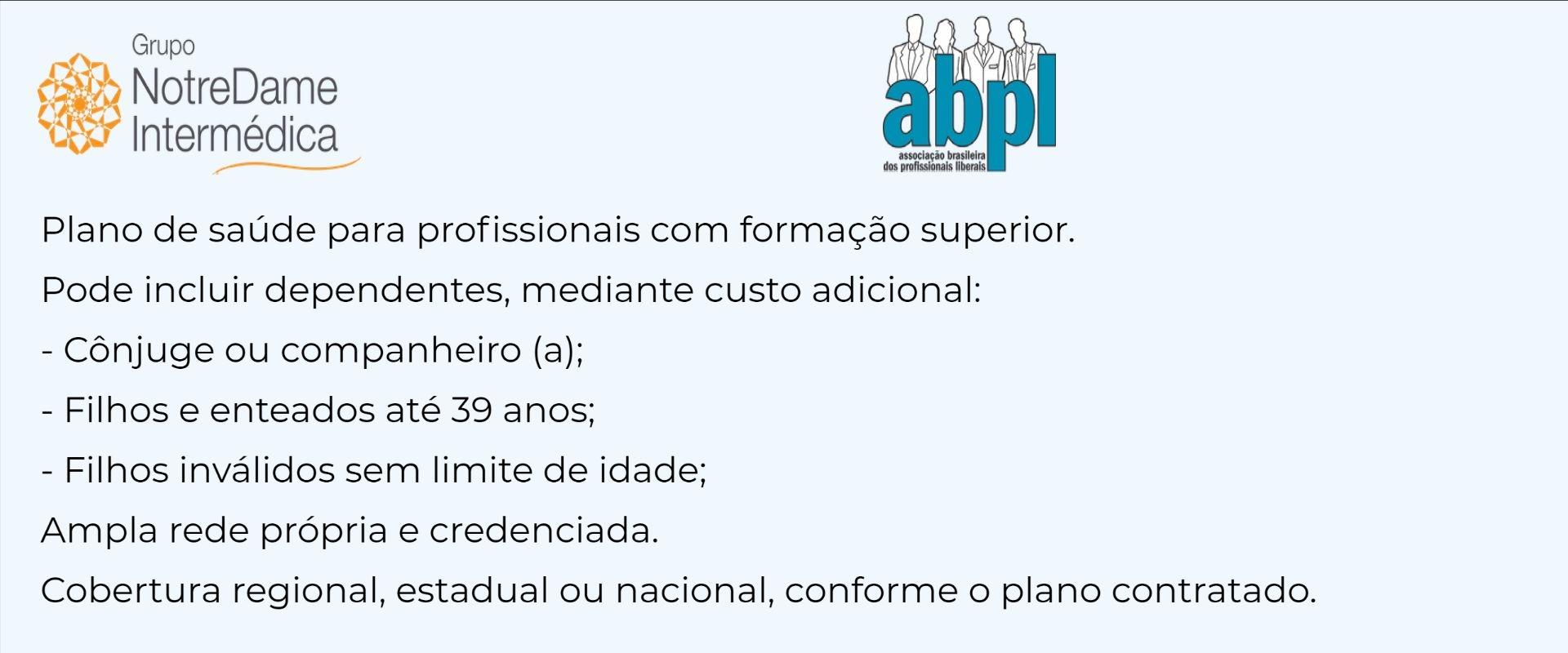 Notredame Intermédica ABPL-SP