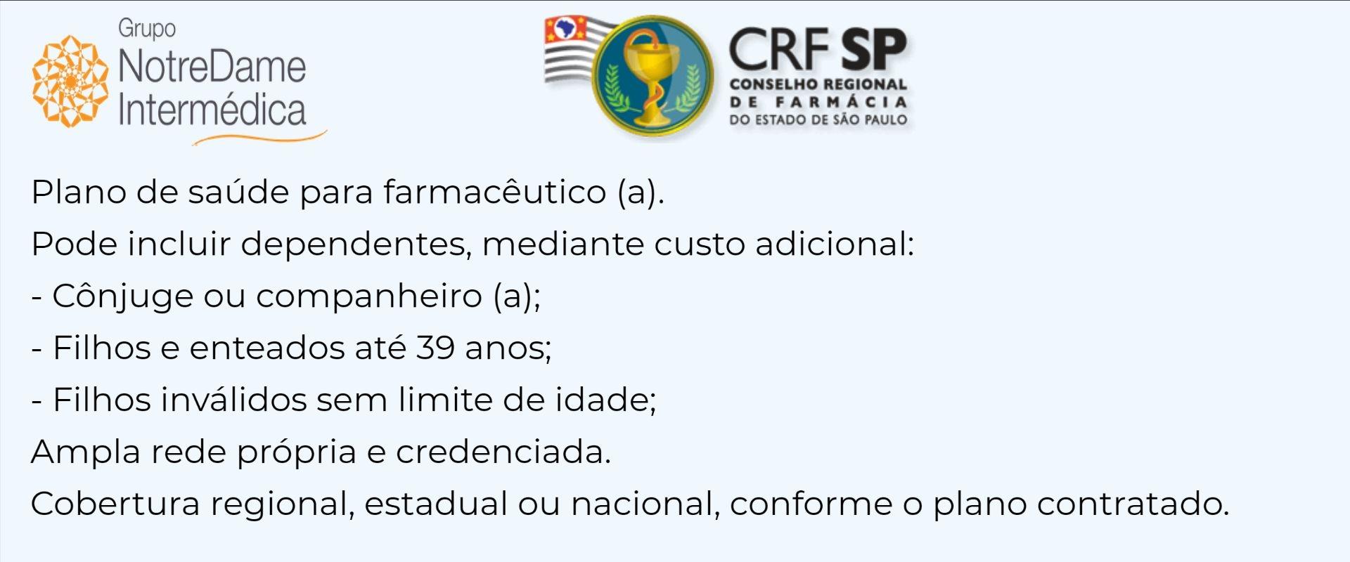 Notredame Intermédica CRF-SP
