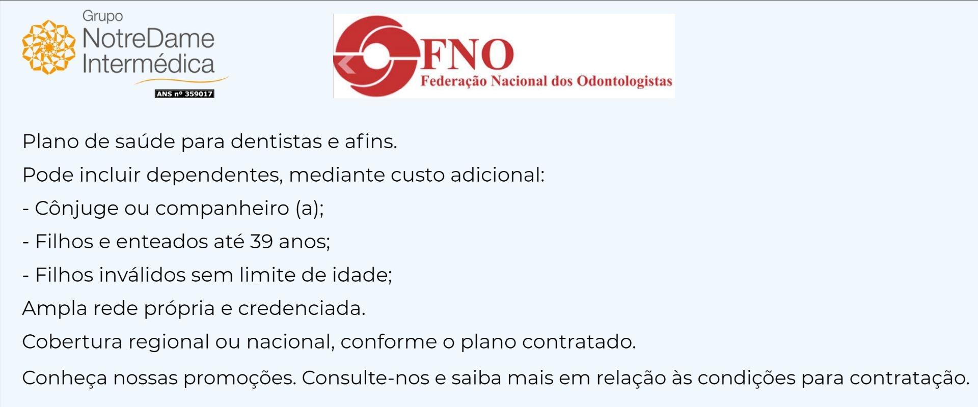 Notredame Intermédica CRO-RJ
