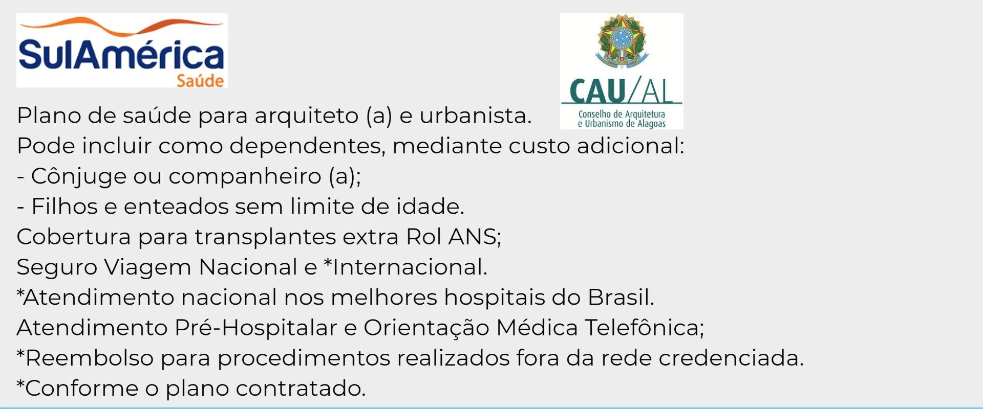 Sul América CAU-AL