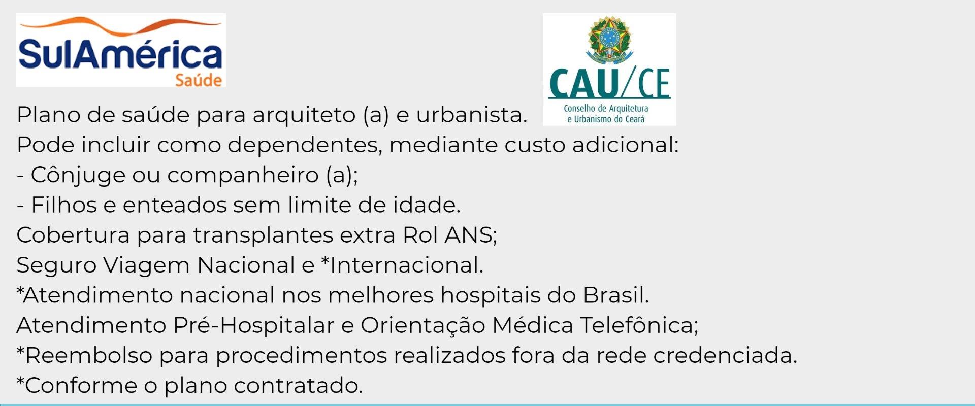 Sul América CAU-CE