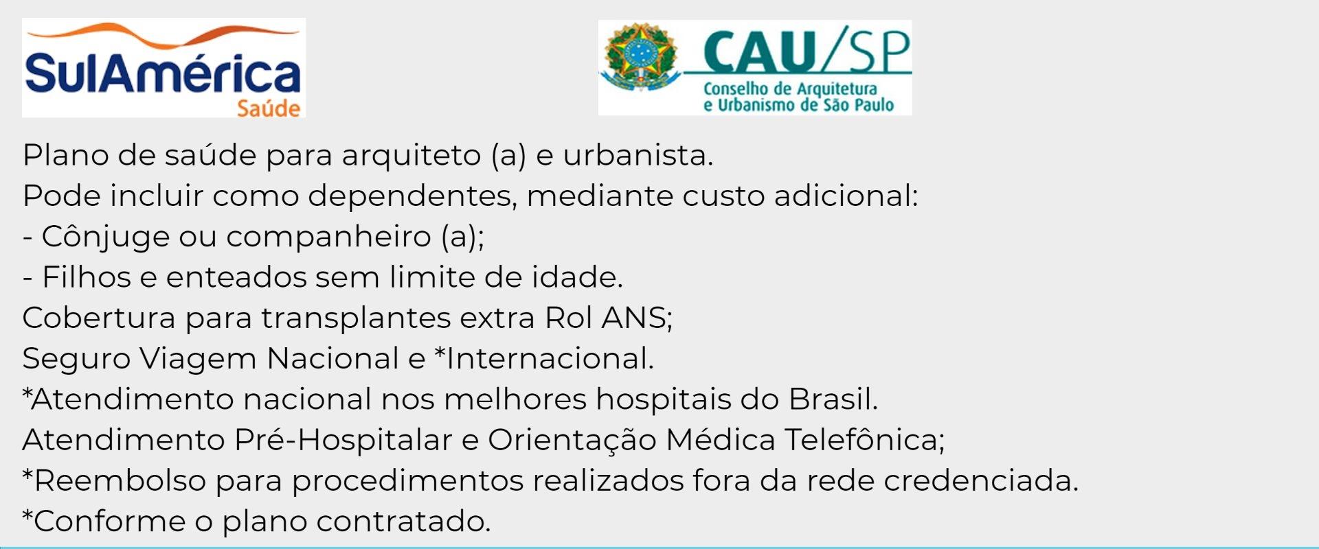 Sul América CAU-SP