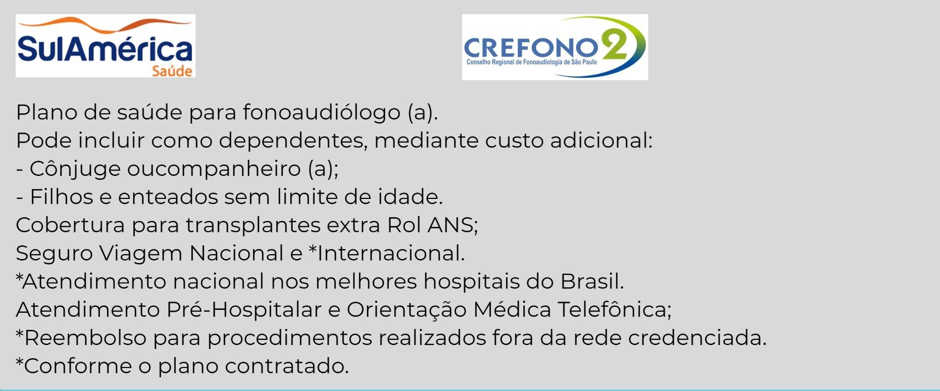 Sul América CRFa-SP