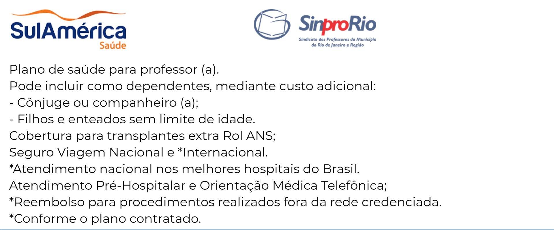 Sul América Sinpro-RJ