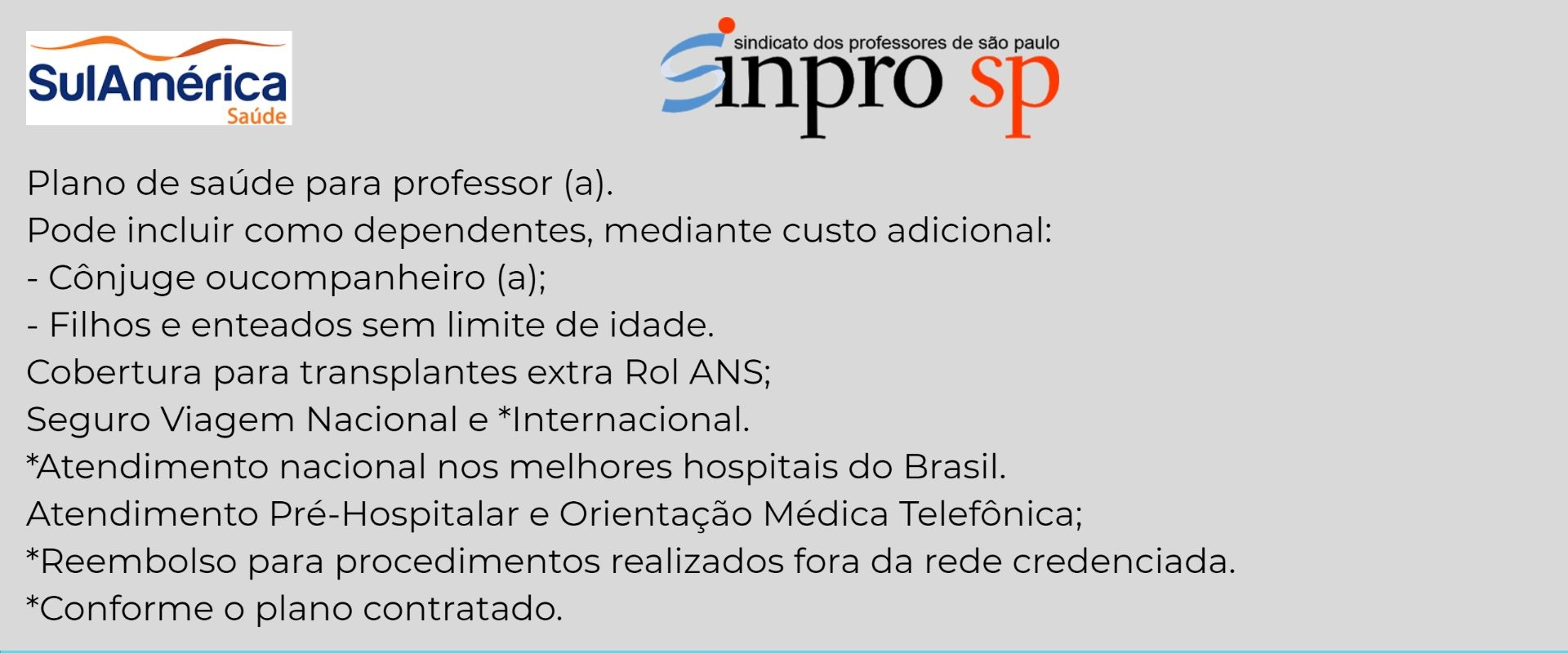 SulAmérica Sinpro-SP