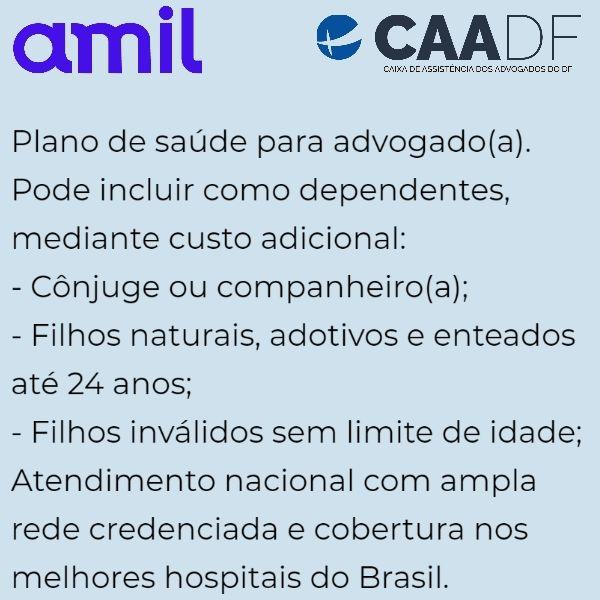 Amil CAA-DF