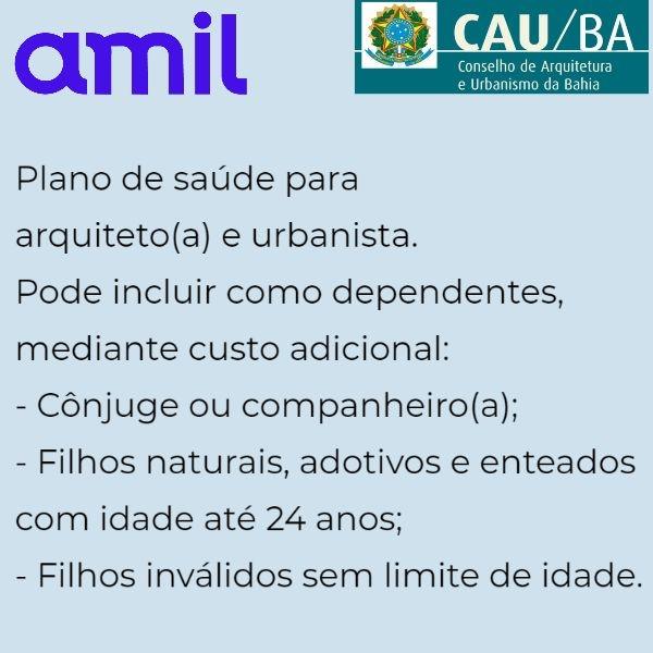 Amil CAU-BA