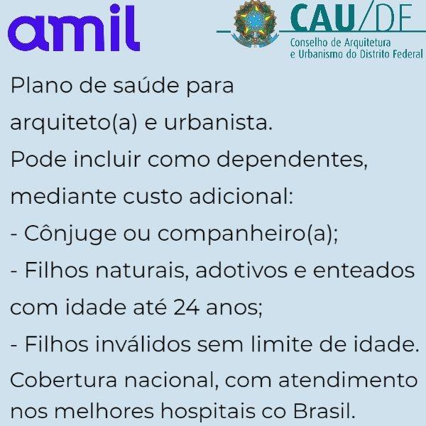 Amil CAU-DF