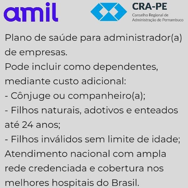 Amil CRA-PE