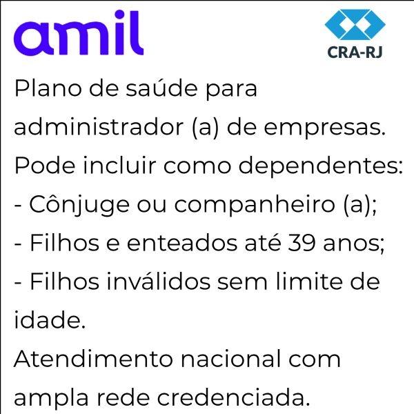 Amil CRA-RJ