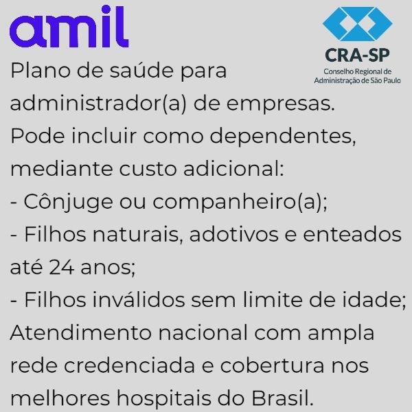 Amil CRA-SP