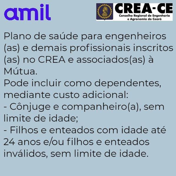 Amil CREA-CE