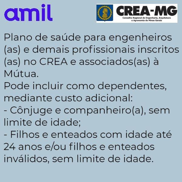 Amil CREA-MG
