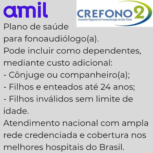 Amil Crefono 2-SP