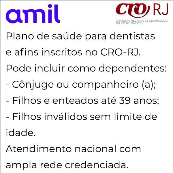 Amil CRO-RJ