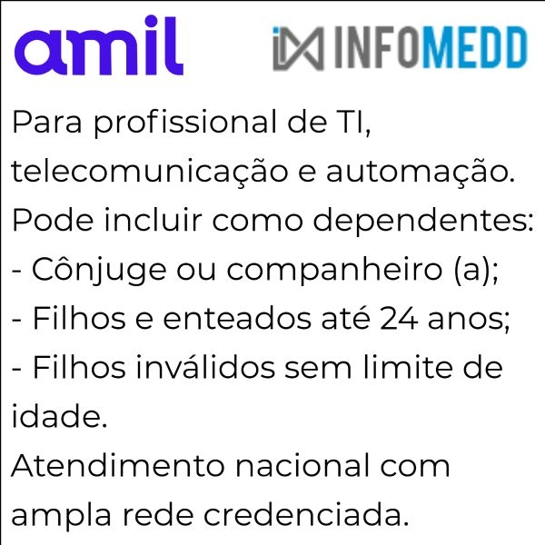 Amil Infomedd-DF
