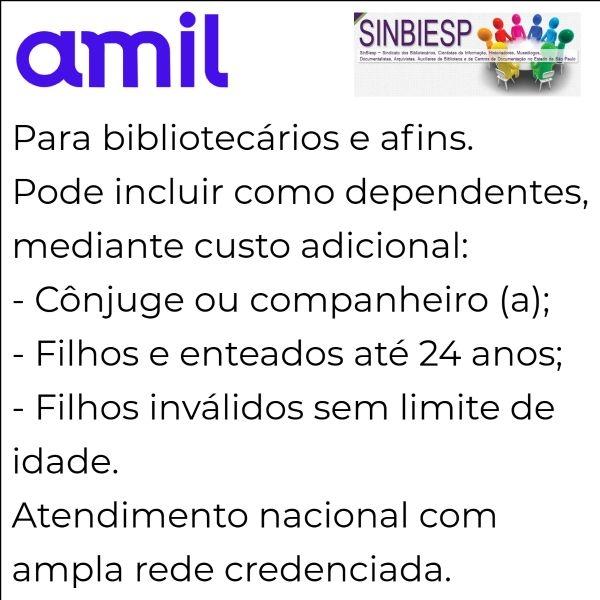 Amil Sinbiesp