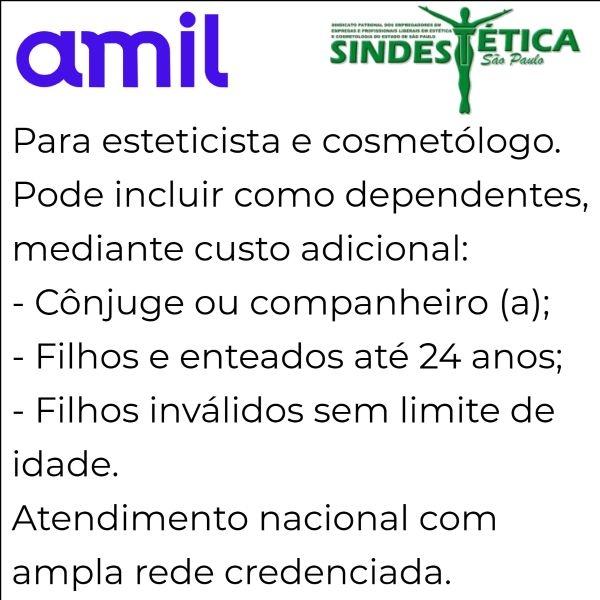 Amil Sindestética-SP