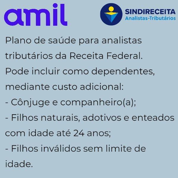Amil Sindireceita-DF