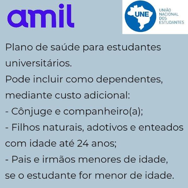 Amil UNE-DF