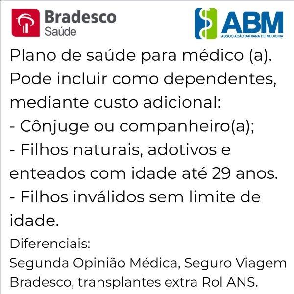 Bradesco Saúde ABM