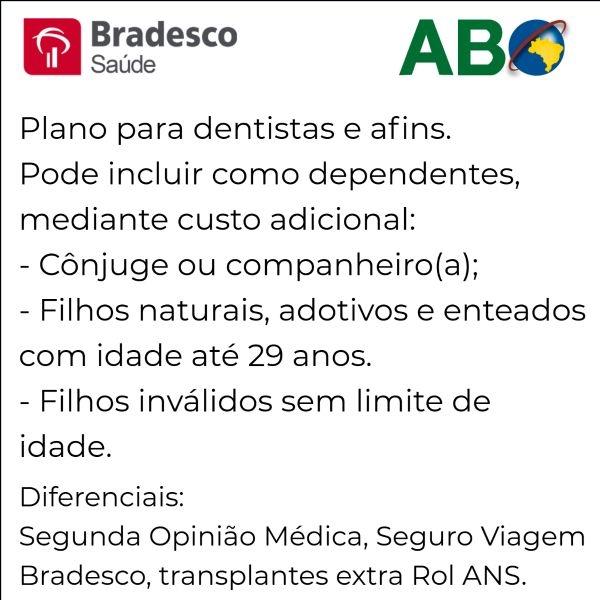 Bradesco Saúde ABO-SP