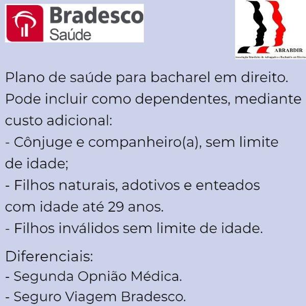 Bradesco Saúde Abrabdir-PB
